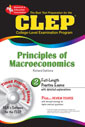 CLEP PRINCIPLES OF MACROECONOMICS � with TESTware