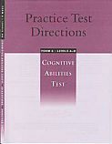 CogAT/OLSAT Practice Test - Kit
