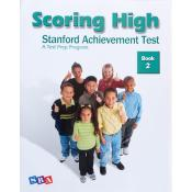 Scoring High on the Stanford (SAT/10) - Student Book Only