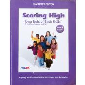 Scoring High on the Iowa - Teacher Book Only